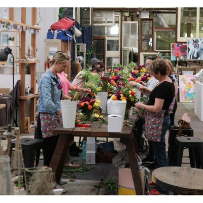 Spring flower workshops