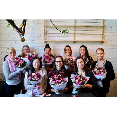 Winter floral workshops