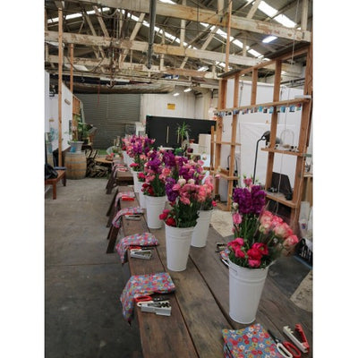August Floral workshop