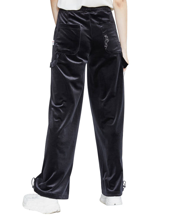 Tom & Jerry Baggy Pocket Pants</Br>Black</Br>