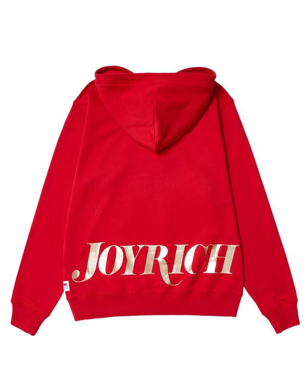 Big Jerry Pullover Hoodie</Br>Red</Br>