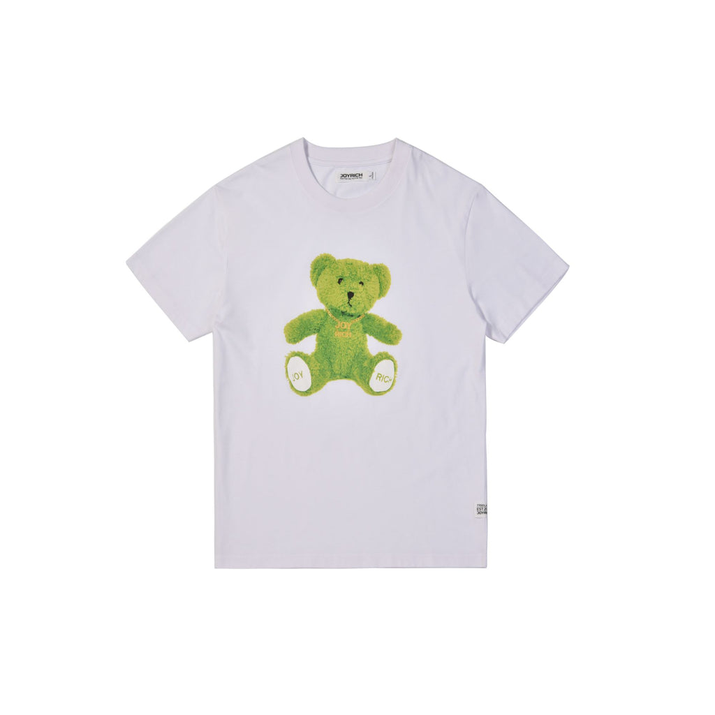 Joyrich Bling Teddy Tee 2.0</Br>White</Br>
