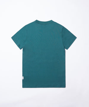 Joyrich Straight Up Teddy Tee</Br>Hunter Green</Br>