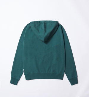 Joyrich Keep Rocking Teddy Hoodie</Br>Hunter Green</Br>