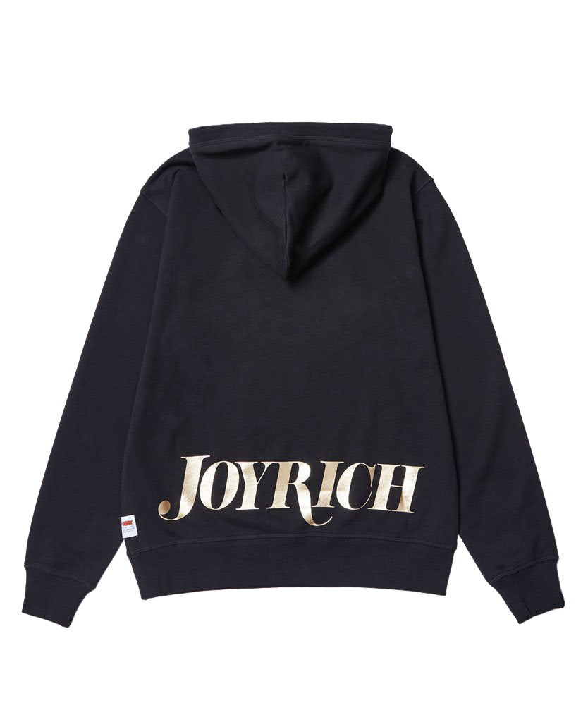 Big Jerry Pullover Hoodie</Br>Black</Br>