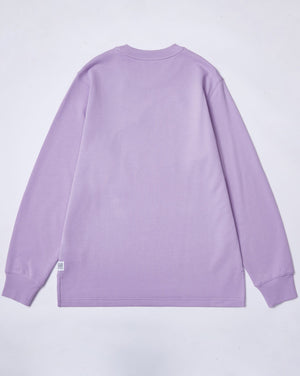 Joyrich L.A Teddy Sweater</Br>Light Purple</Br>