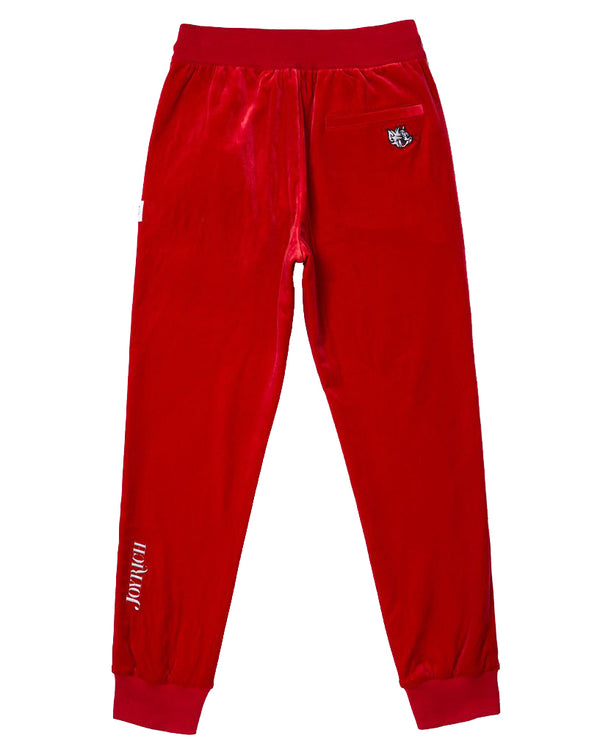 Tom & Jerry Cuff Pant</Br>Red</Br>