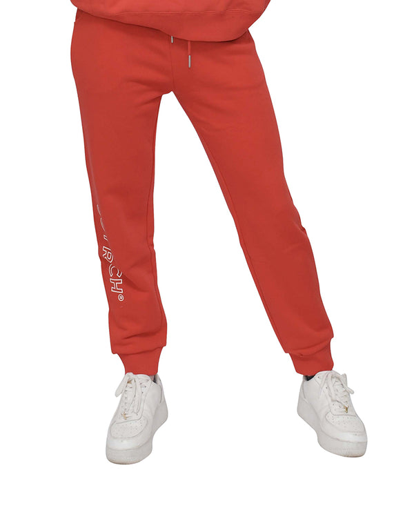 Joyrich Knit Track Pant</Br>Red</Br>