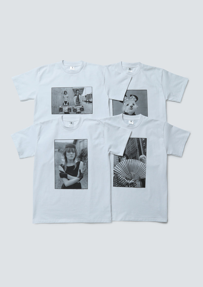 [TOKION EXCLUSIVE] THE SALVAGES × MARY ELLEN MARK | RUBY TUESDAY T-SHIRT