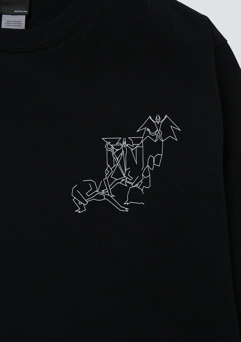 ONEOHTRIX POINT NEVER | G.O.D. LS TEE