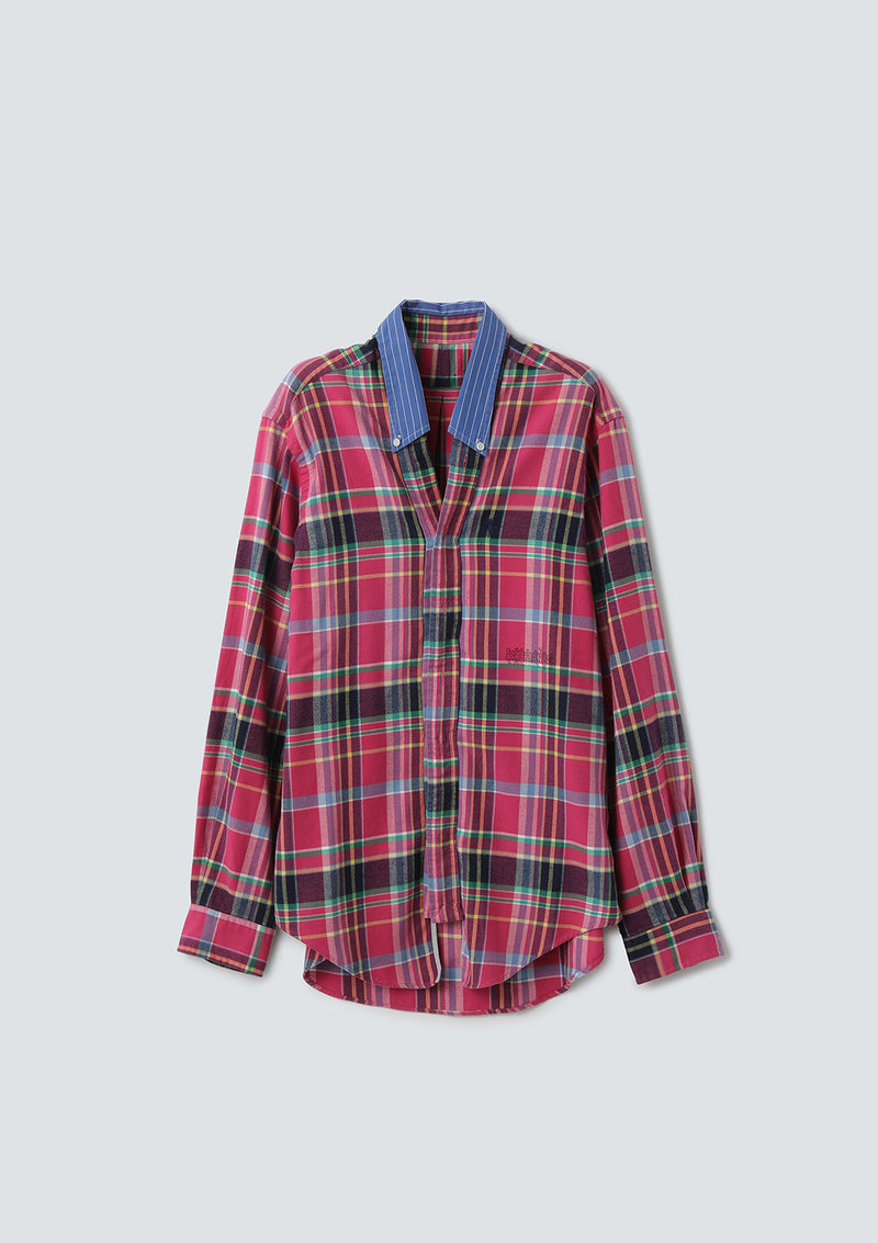 EXCHANGE VINTAGE | CARDIGAN? SHIRT