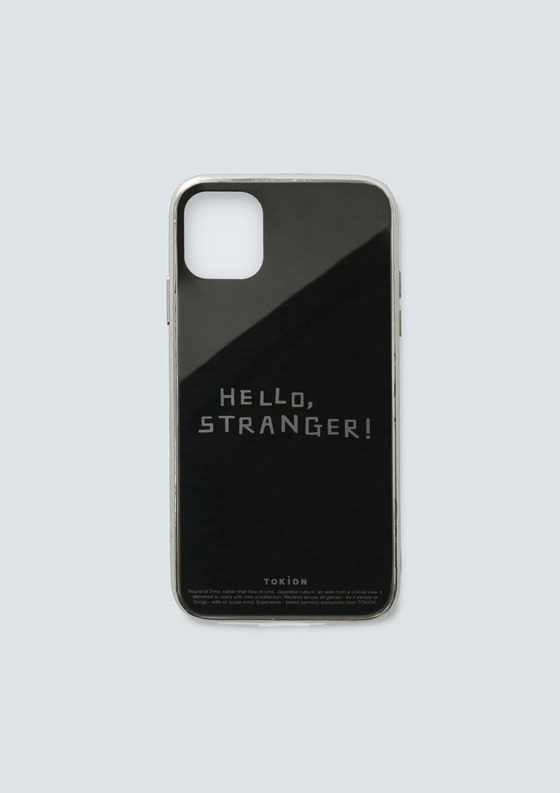 HELLO STRANGER iPhone XI CASE