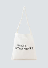 Hello Stranger CANVAS SHOULDER BAG
