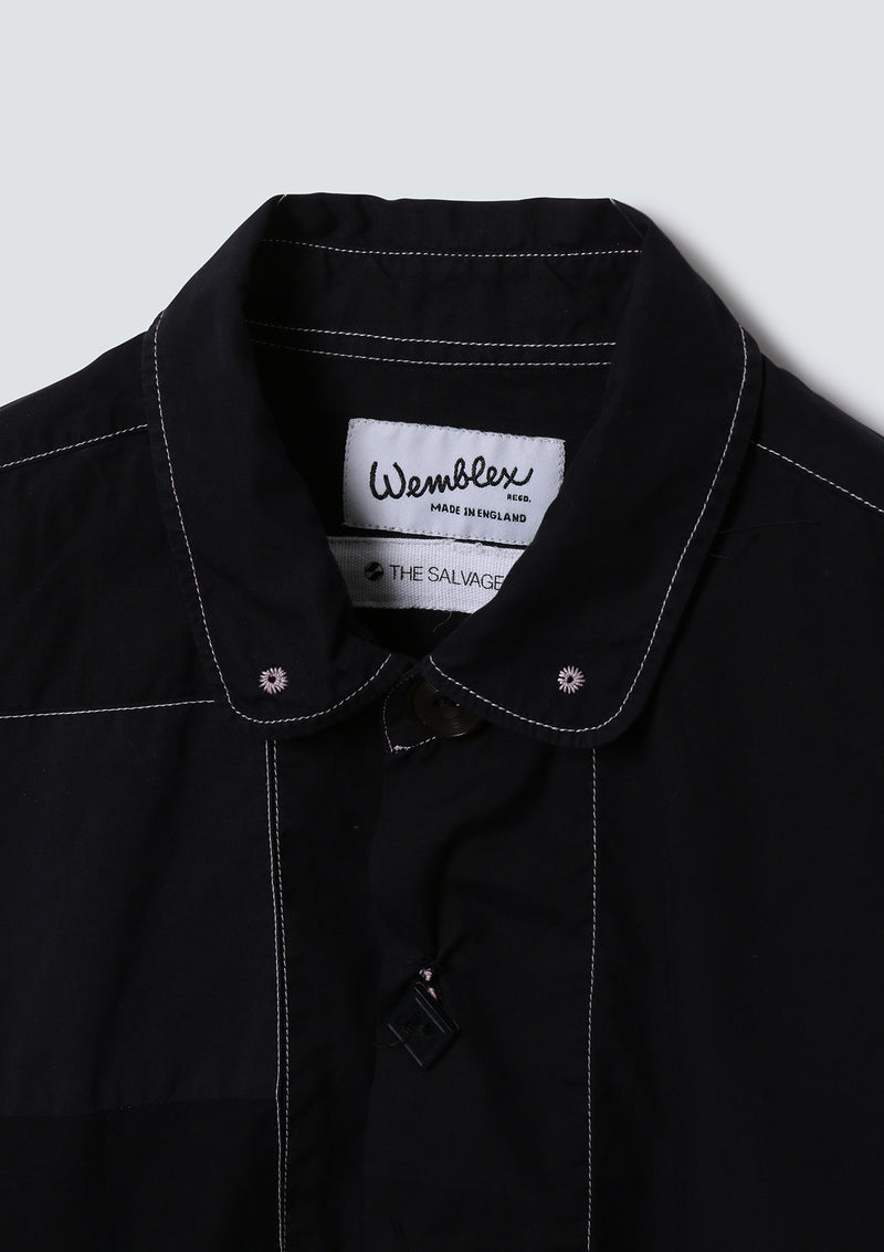 The Salvages | DIY BLACK WEMBLEX SHIRT