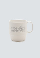 GEOFF McFETRIDGE EXCHANGE NOODLE MUG