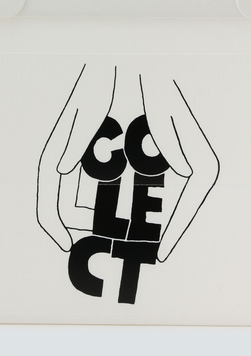 GEOFF McFETRIDGE COLLECT RECORD CONTAINER