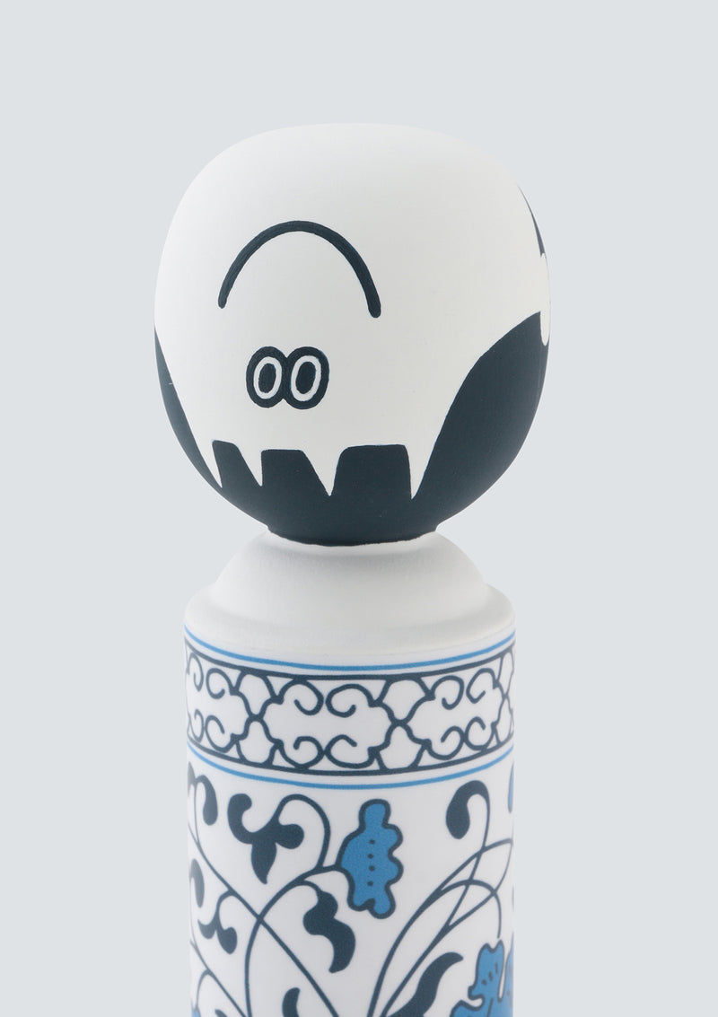 [TOKION EXCLUSIVE] face | DECORATIVE KOKESHI
