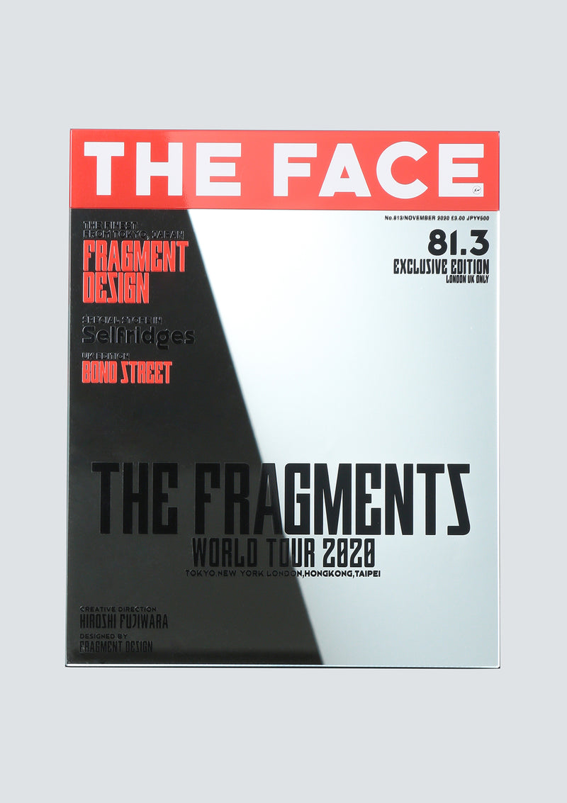 fragment design × THE FACE | THE FACE FRGMT MIRROR