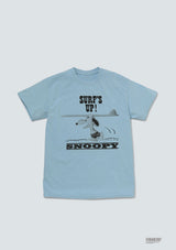 3D SURF'S UP SNOOPY HOMAGE TEE