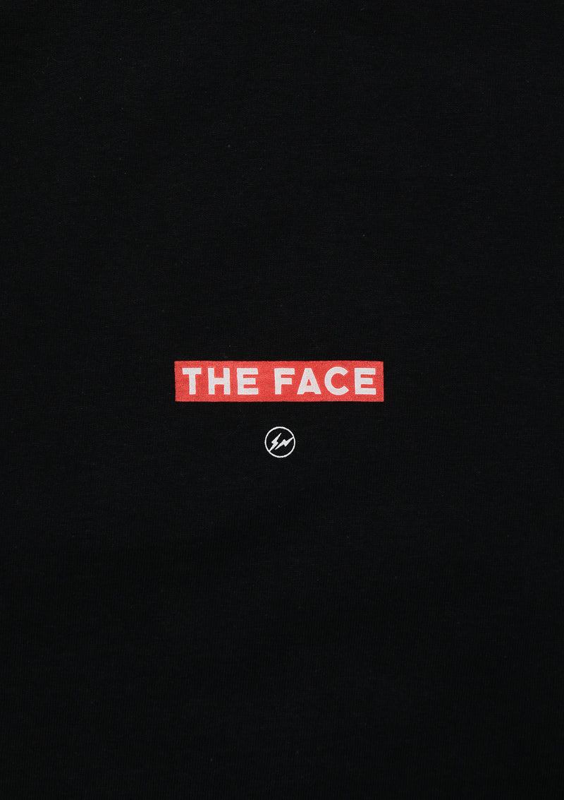 fragment design × THE FACE | T-SHIRT 01