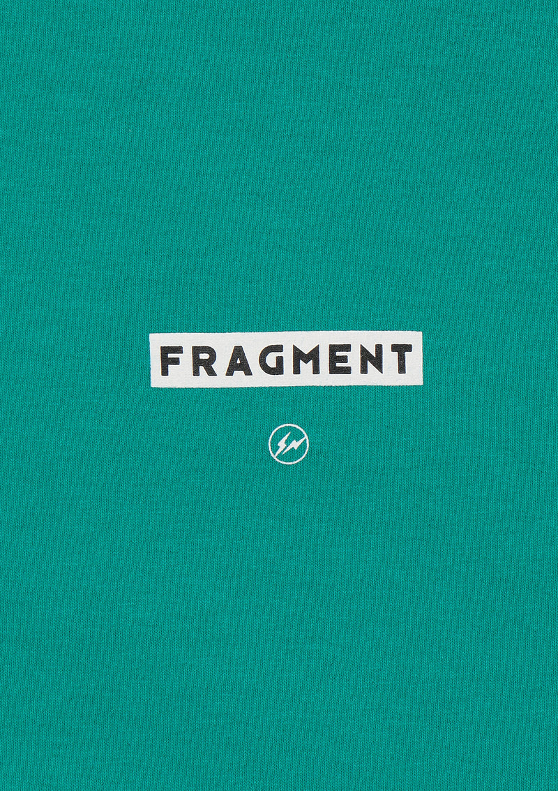 fragment design × THE FACE | THE FACE COVER T 04