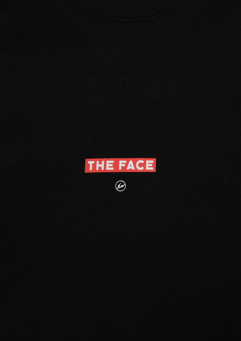 fragment design × THE FACE | THE FACE FRGMT LONG SLEEVE T-SHIRT 01