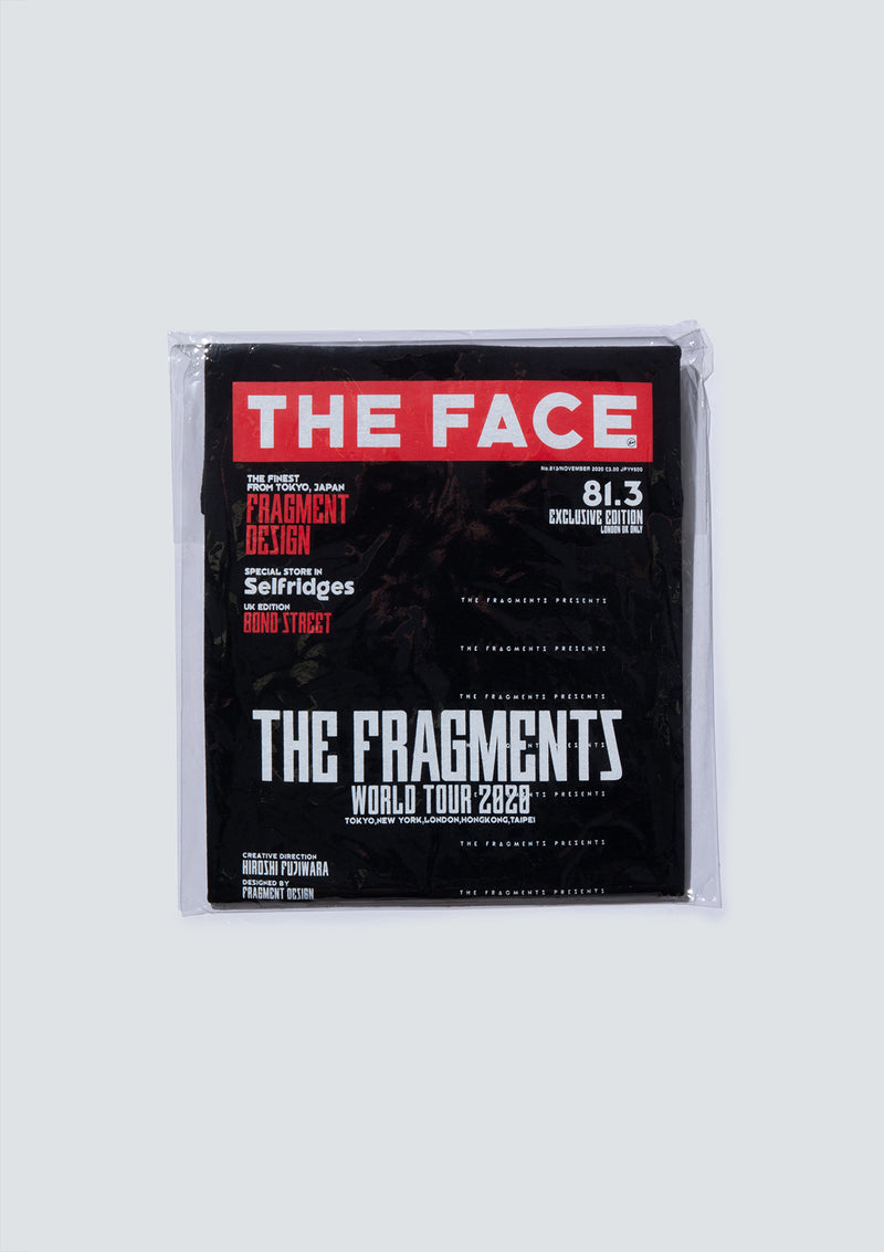 fragment design × THE FACE | THE FACE FRGMT LONG SLEEVE T-SHIRT 02