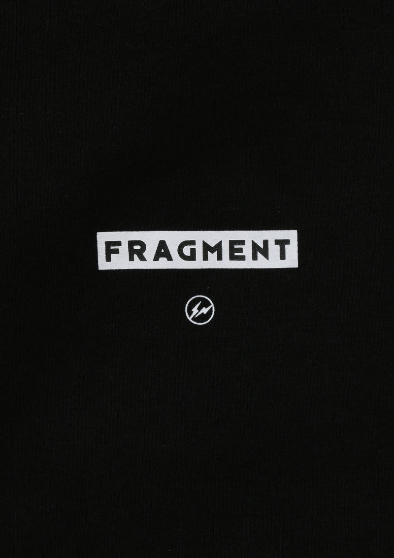 fragment design × THE FACE | THE FACE COVER HOODIE