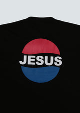 The Salvages | JESUS LOGO Oversized T-SHIRT