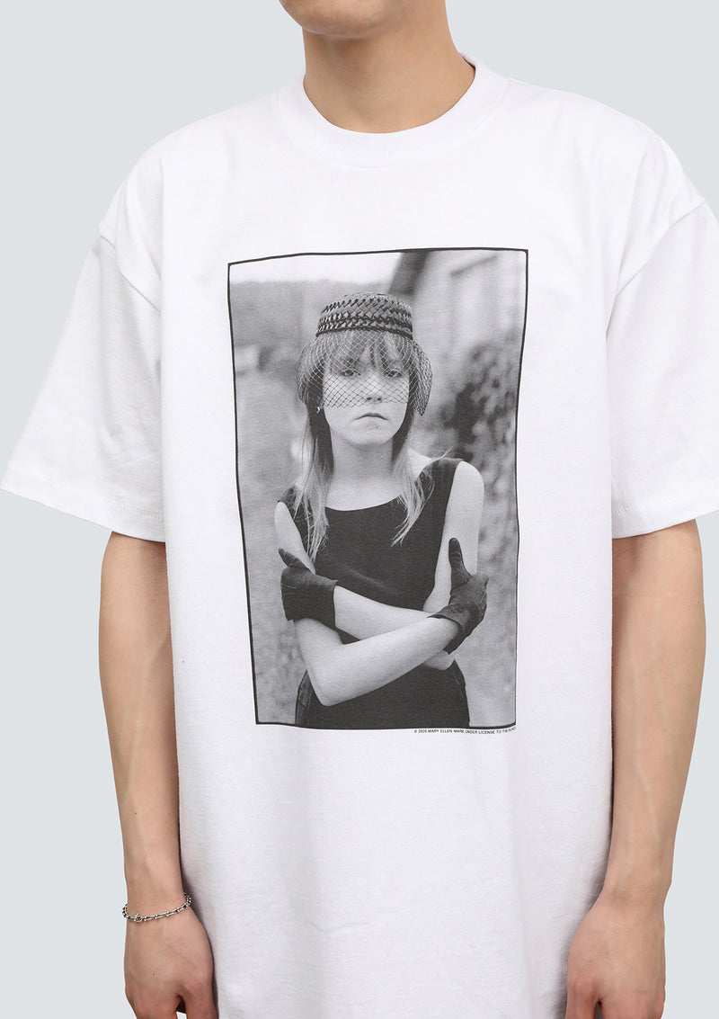[TOKION EXCLUSIVE] THE SALVAGES × MARY ELLEN MARK | TINY T-SHIRT