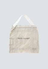 Hello Stranger VINTAGE PARACHUTE LIGHT BAG
