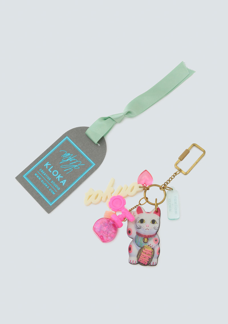 KLOKA | NEW OMIYAGE KEY CHARM TYPE B