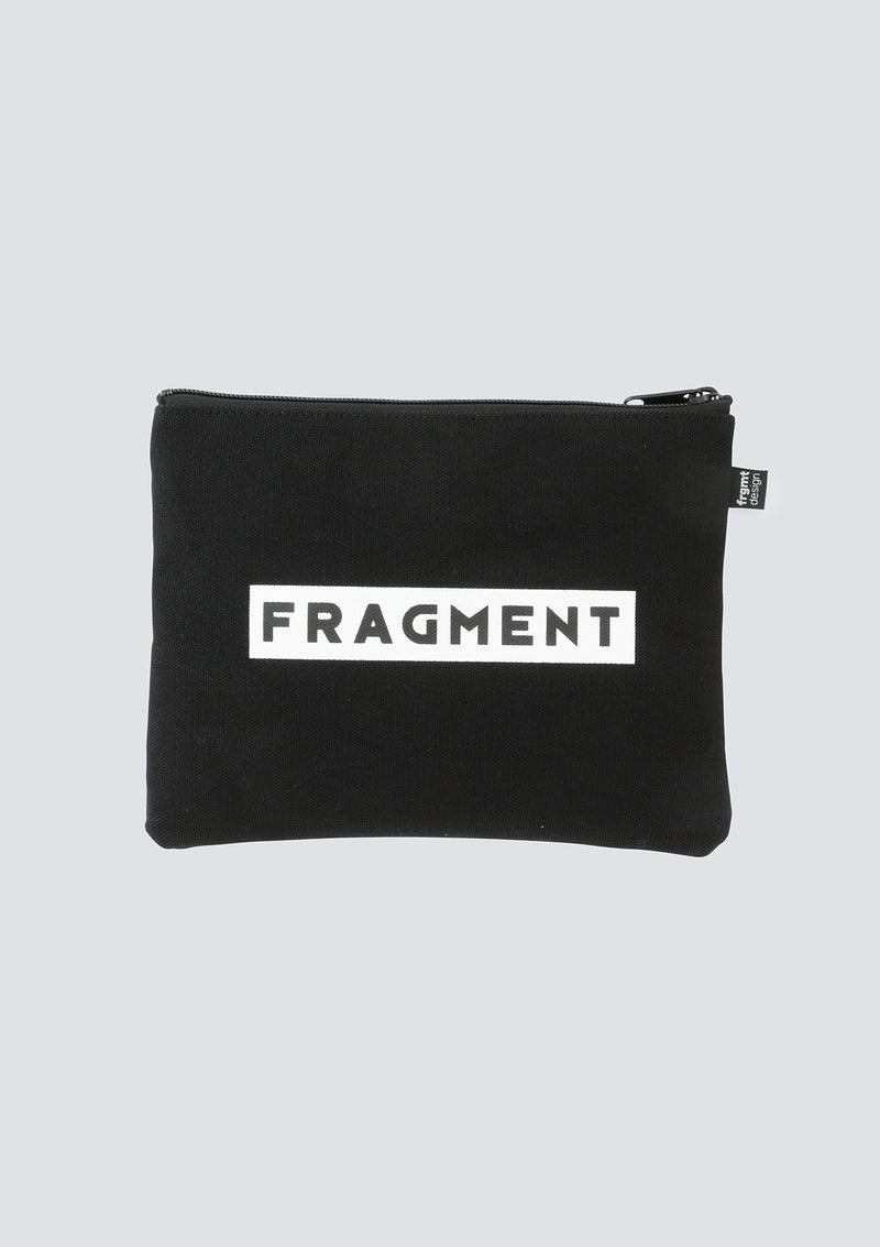 fragment design × THE FACE | THE FACE FRGMT POUCH