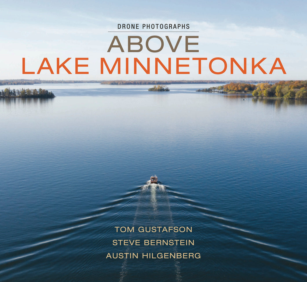 Drone Photographs Above Lake Minnetonka