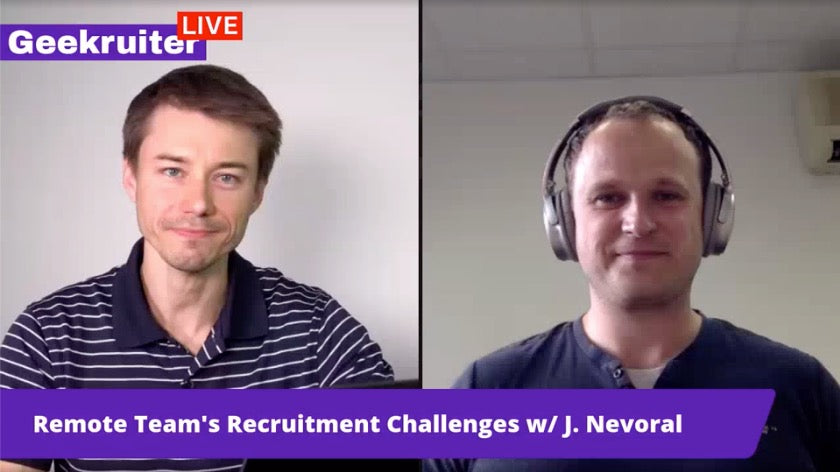 Remote Team's Recruitment Challenges