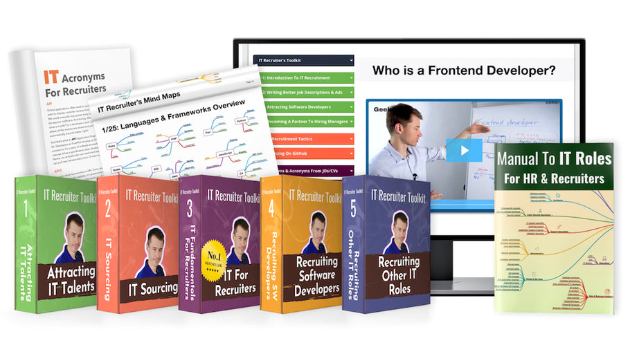 What You Didn't Know About The New IT Recruiter Toolkit?
