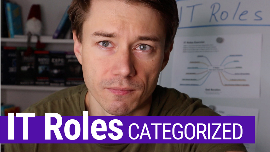 IT Roles - Categorization & Most Common IT Positions (IT for HR)