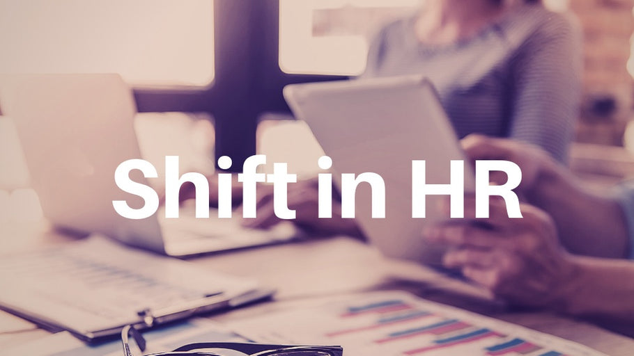 Shift in HR towards Marketing & Sales