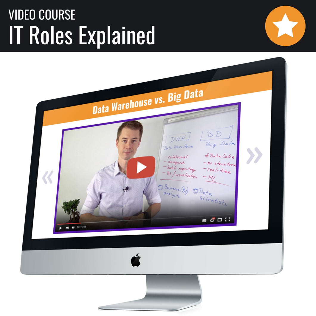 IT Roles Explained (Course)