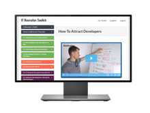 Load image into Gallery viewer, IT Recruiter Toolkit (Course & CERTIFICATION)