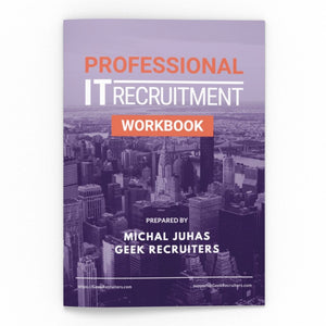 Professional IT Recruitment Workbook | eBook