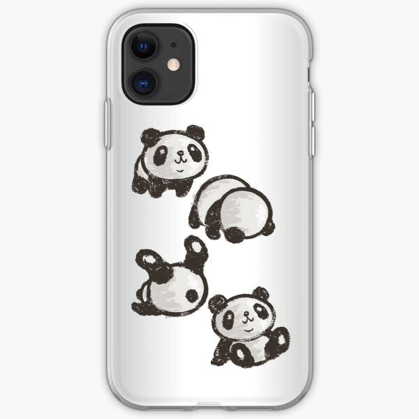 Geek Chic Panda iPhone 11 case
