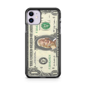 1 Bill Dollar Marilyn Monroe iphone 5/6/7/8/X/XS/XR/11 pro case cover