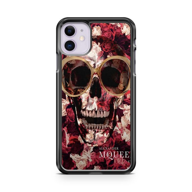 Alexander McQueen iphone 5/6/7/8/X/XS/XR/11 pro case cover