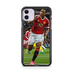Anthony Martial Manchester United iphone 5/6/7/8/X/XS/XR/11 pro case cover
