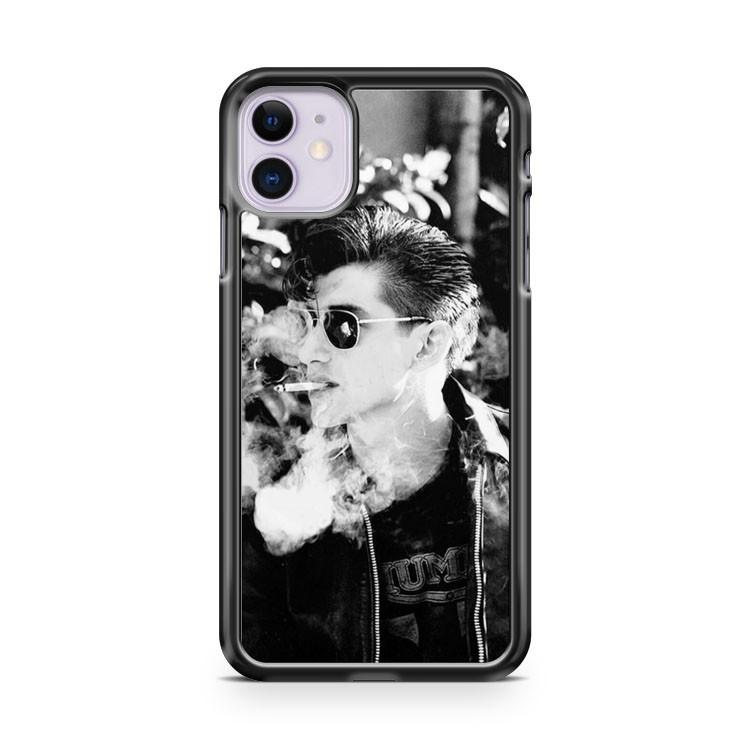 Arctic Monkeys Alex Turner Photo iphone 5/6/7/8/X/XS/XR/11 pro case cover