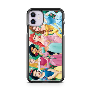 DISNEY PRINCESS BELLE TATTOO 2 iphone 5/6/7/8/X/XS/XR/11 pro case cover