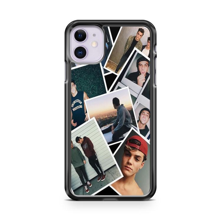 Dolan twins 4 iphone 5/6/7/8/X/XS/XR/11 pro case cover