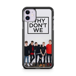 Why Don t We iphone 5/6/7/8/X/XS/XR/11 pro case cover