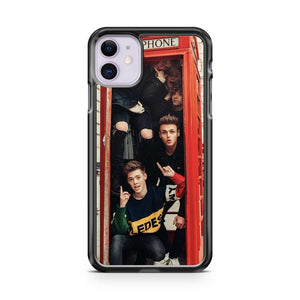 Why dont we boys telephone iphone 5/6/7/8/X/XS/XR/11 pro case cover